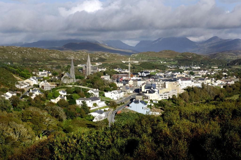Clifden in Connemara