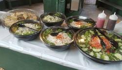 Assorted Deli Salad Platters