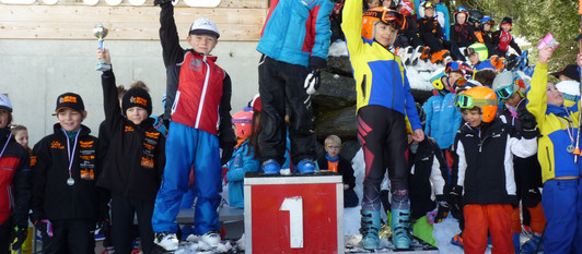 Un Week-end au Ski Club