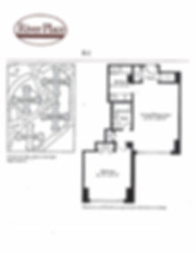 River Place Floor Plan