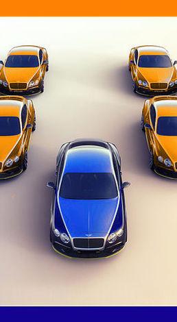 Blue Orange, smoke the competition