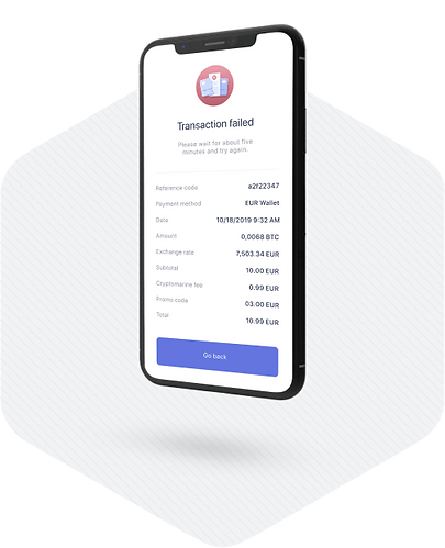 crypto payments app