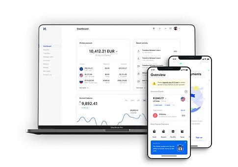Cloud banking software