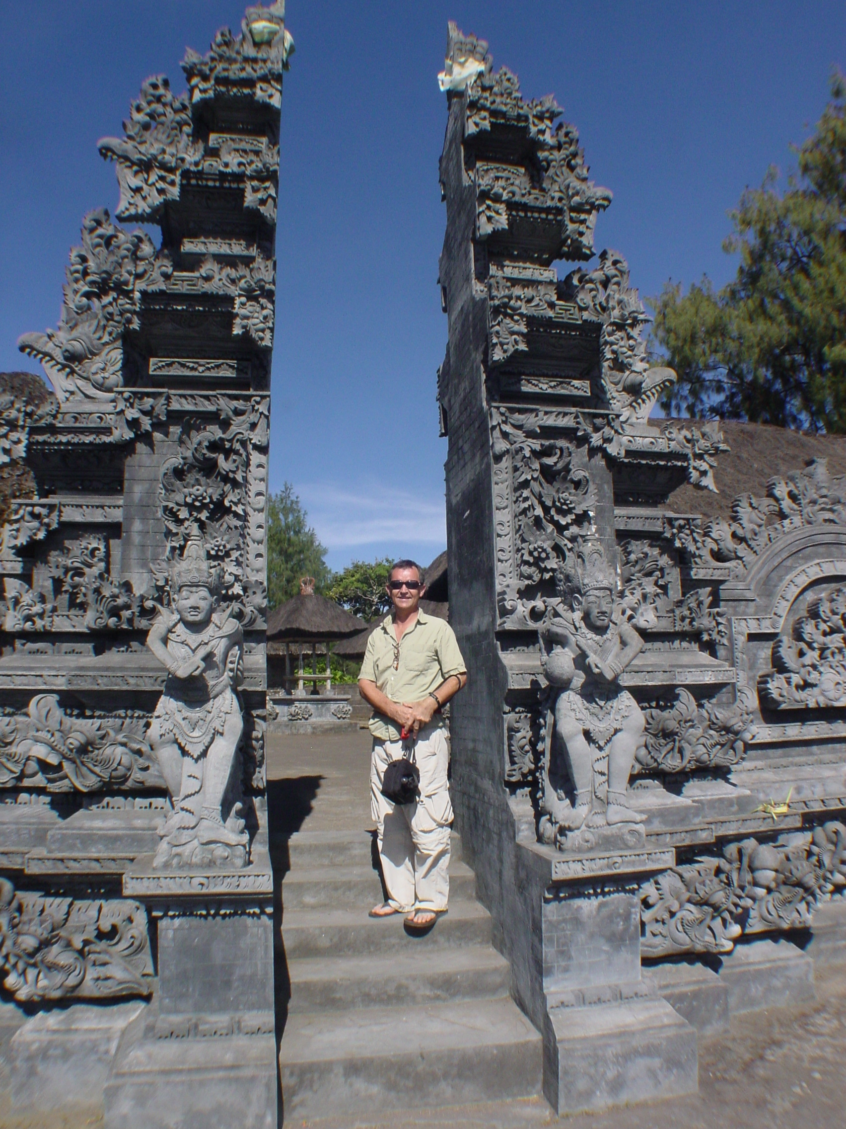 Finding universal stories in Bali culture