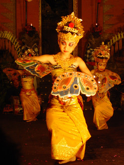 All the arts in Bali are integrated and informed by an ancient knowledge
