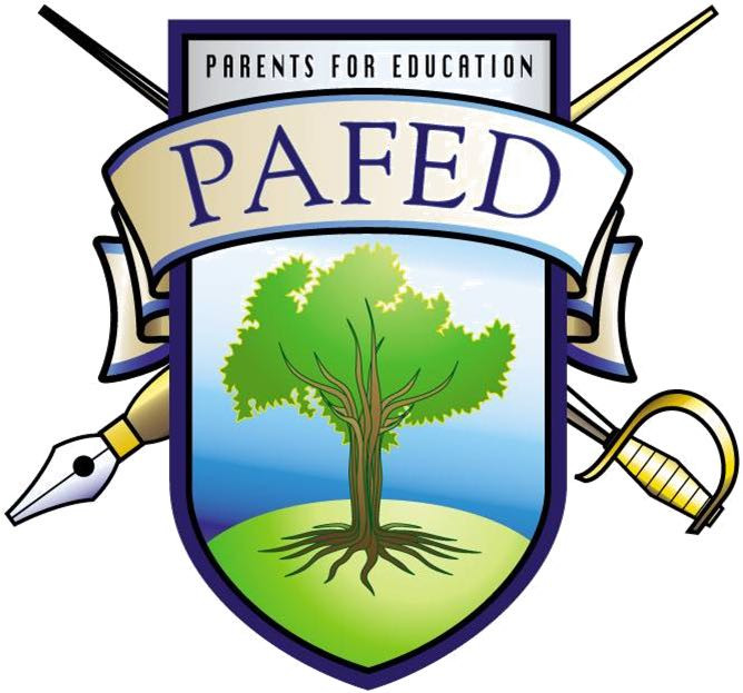 PAFED Crest