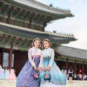 한복샘플사진-韩服样品照片