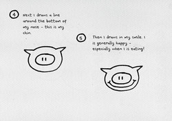 how to draw Pig2