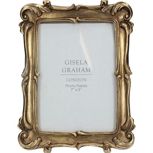 Gisela Graham Golden frames