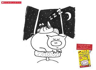 sleeping on Pig.jpg