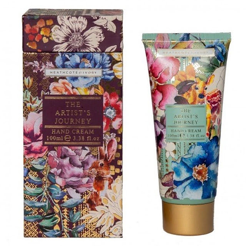 The Artist's journey Hand Cream