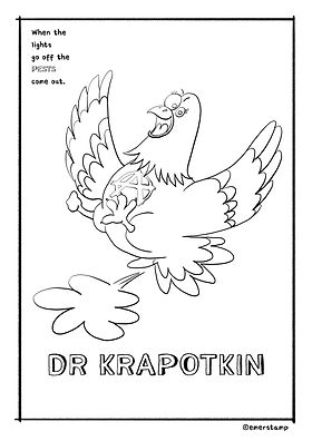 DR KRAPOTKIN