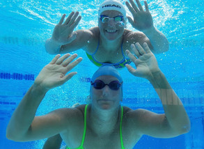 Swim to Boost Your Mental Health & Release Stress