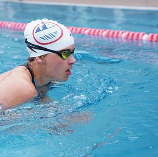 USC Swim Training