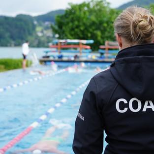 USC Swim Coach