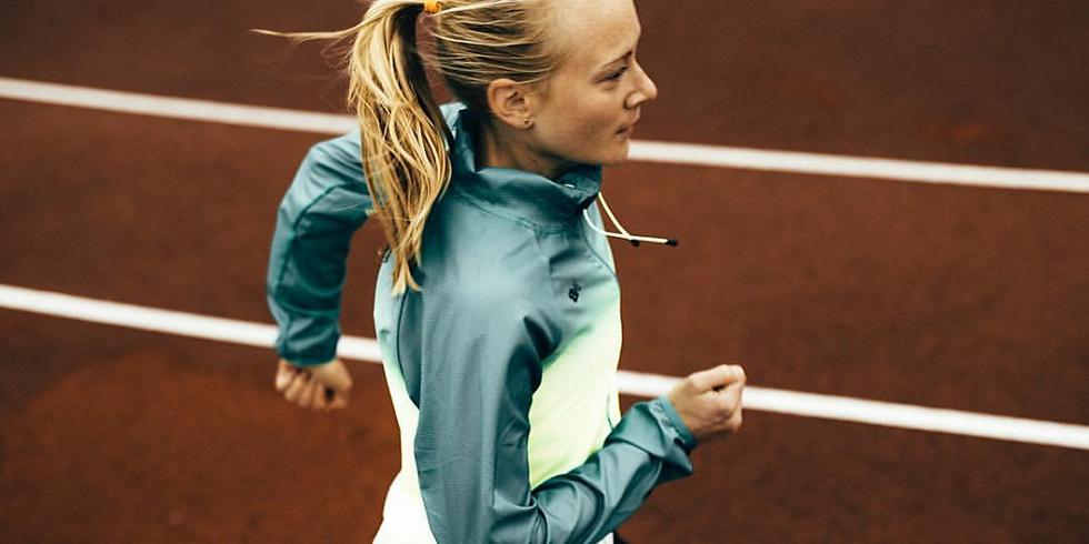 JENNI WENTH Lauftraining / Run Technique