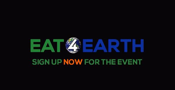 Eat4EArth hosted by Brendan Moorehead