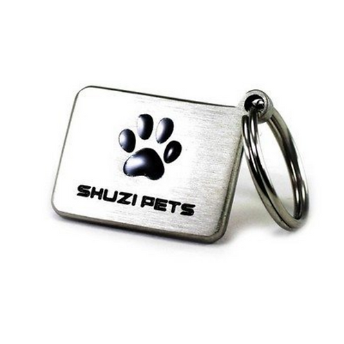ShuziPet Dog Tag (SS)
