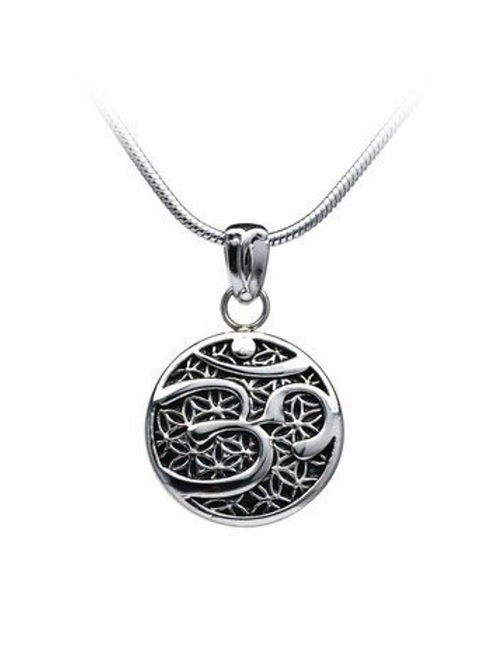 Solid OM Pendant (SS)