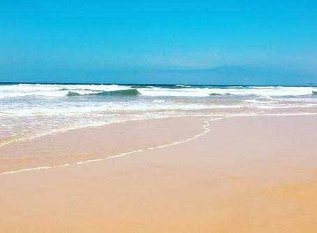 The seashore near Loulé - Algarve, Portugal