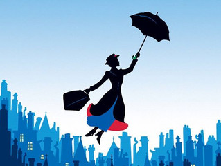 New for the Spring Season 2018...       Mary Poppins Jr.!