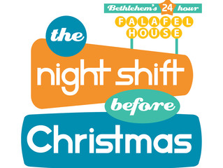 """Sheet music for """"The Night Shift before Christmas"""""""