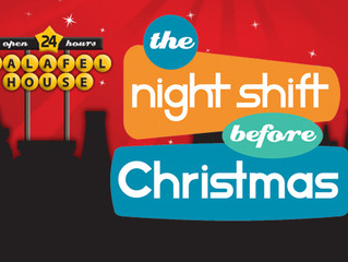 "TheatreWorks presents ""The Night Shift before Christmas"""