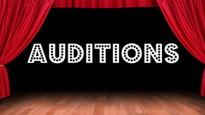 """Audition Materials for """"TheatreWorks Past and Present: A Musical Revue"""""""