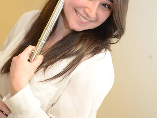The SMS Music Department is proud to announce our new wind instrument & piano instructor, Ms. Bu