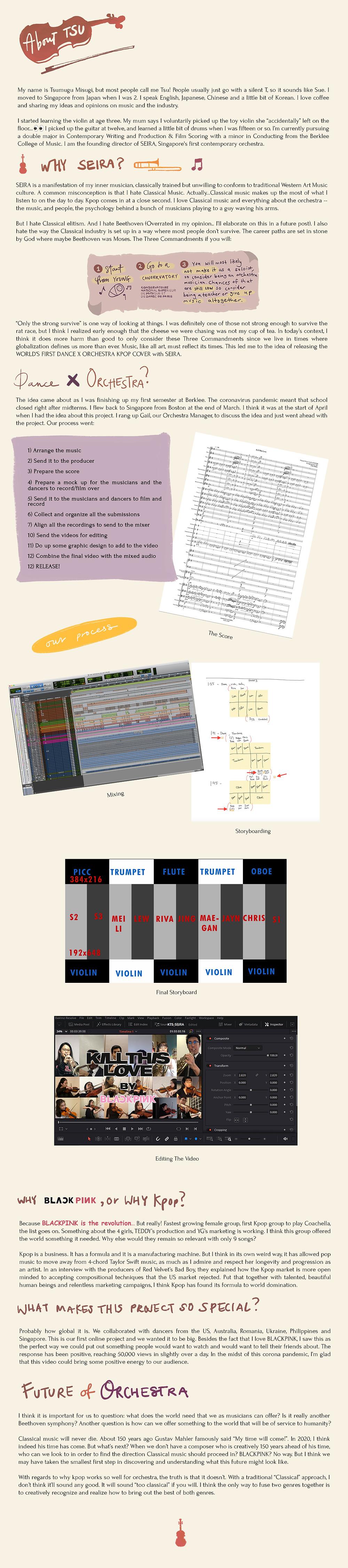 blurb magazine. blurbmag. Orchestrating KPOP. Tsumugu Misugi. Arts & Culture. @blurb.mag