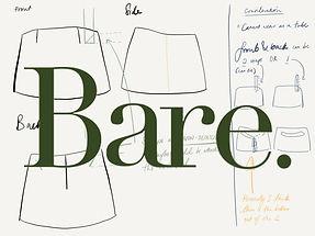 blurb magazine. blurbmag. In Conversation With Bare Label. jae, serena. lifestyle. @blurb.mag