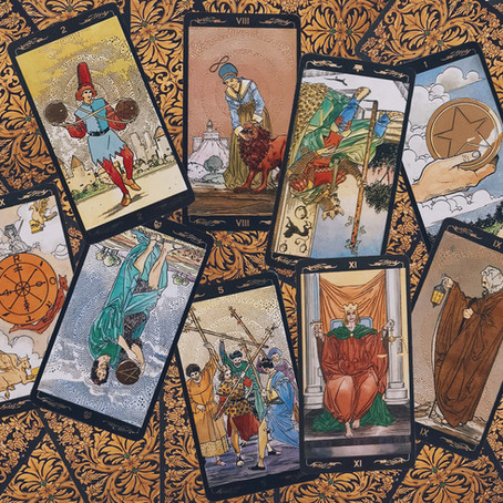 Your Oct 2020 Tarot Reading with BLUSHLIFE.CO