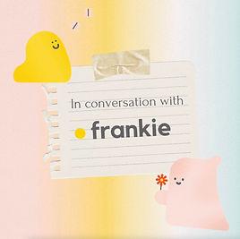 blurb magazine. blurbmag. in conversation with frankie. beverly chew. lifestyle. @blurb.mag