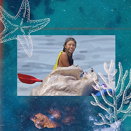 blurb magazine. blurbmag. intertidal explorations with Inez Alsagoff. inez alsagoff. lifestyle. @blurb.mag