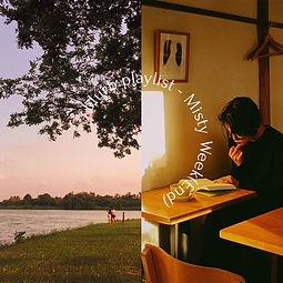 blurb magazine. blurbmag. blurb playlist, misty week(end). tsumugu misugi. arts and culture. @blurb.mag
