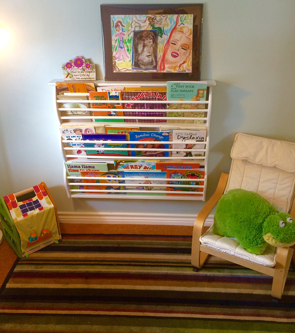 Client Reading Area