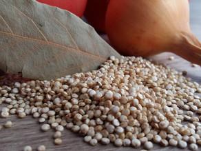 La cuisson du quinoa