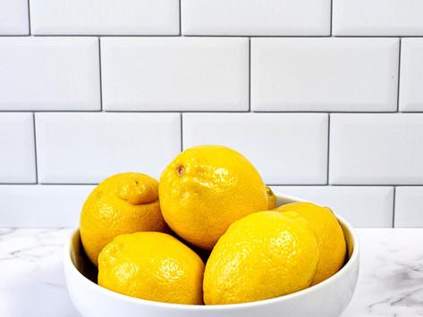 Comment conserver vos citrons ?