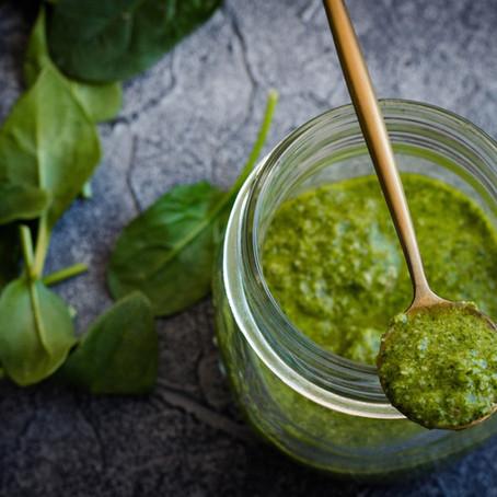 Pesto anti-gaspi et reminéralisant 🌿