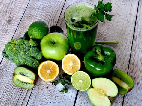 Verdure et chlorophylle 🍃
