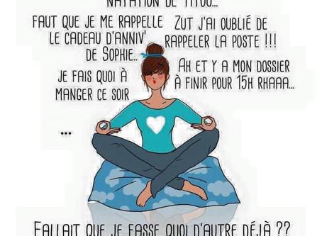 Méditation : c'est la reprise !