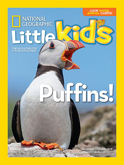 National Geographic Little Kids Magazine (Toys 'R'Us)