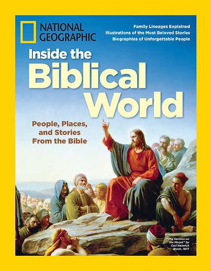 NG Special - INSIDE THE BIBLICAL WORLD