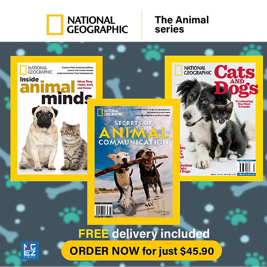 Special Issues Bundle - Animals Series