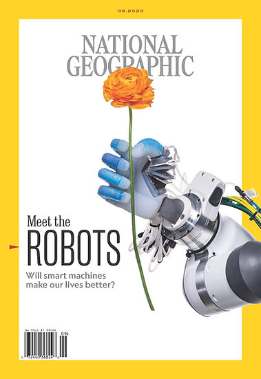 National Geographic Magazine - Sept 2020 issue