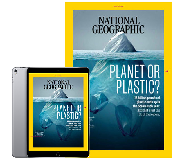National Geographic Magazine - All Access