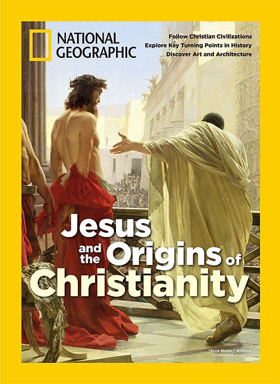 Jesus and the Origins of Christianity (Grab)