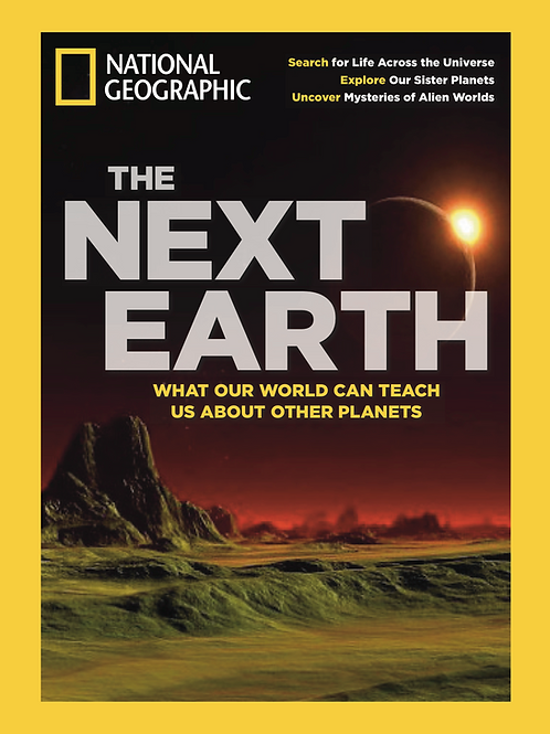 The Next Earth