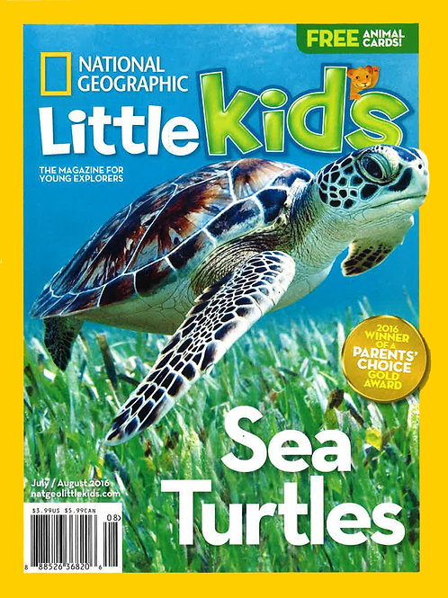 National Geographic Little Kids (MI)
