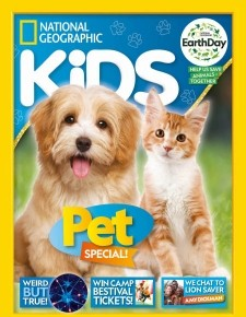 Kids Magazine - Apr 2020